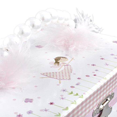 -[ Fairy Blossom Musical Jewellery Box  ]-