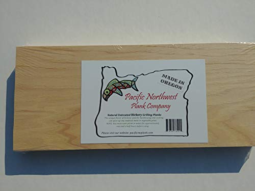 (Hickory Grilling Planks - 10 Pack - 5