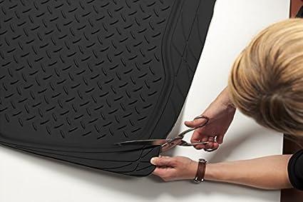 Universal Kofferraummatte Gummi Zuschneidbar Für Viele Fahrzeuge Passend Auto