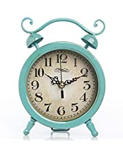 Better Homes and Gardens Teal Table Clock