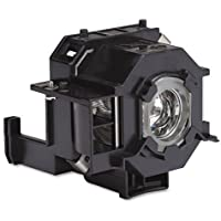 QueenYii ELPLP41 Compatible for EPSON EX30 Replacement Projector Lamp with bulb inside