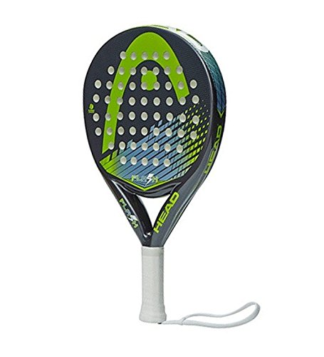 Head Flash - Pala de pádel, Color Gris/Amarillo/Negro/Blanco, 11CN ...
