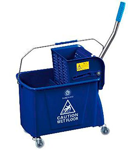 20 Litre Kentucky Mop Bucket Professional Commercial Cleaning Combo Bucket ELITE BLUE ✔ FREE DELIVERY ✔ UK SELLER ✔PREMIUM QUALITY✔ A+R