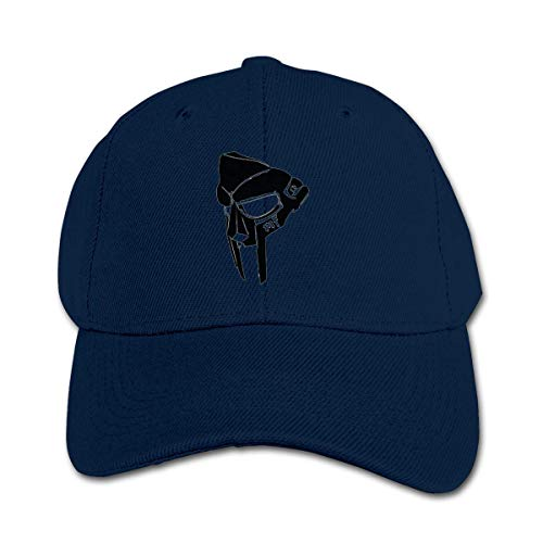 HOMEDAILY MF Doom Hats,Men's and Women's Baseball Caps