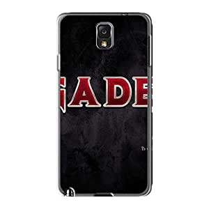 Durable Hard Phone Cover For Samsung Galaxy Note3 (IjK20418VsvS) Support Personal Customs Nice Megadeth Band Image