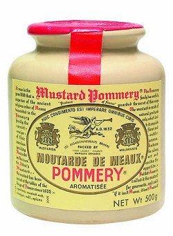 Pommery) grain mustard 500g by Pommery
