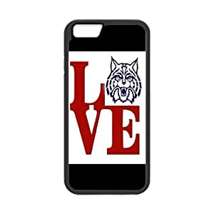 Collage Basketball Phone Case Arizona Wildcats For iPhone 6 Plus 5.5 Inch NC1Q03022