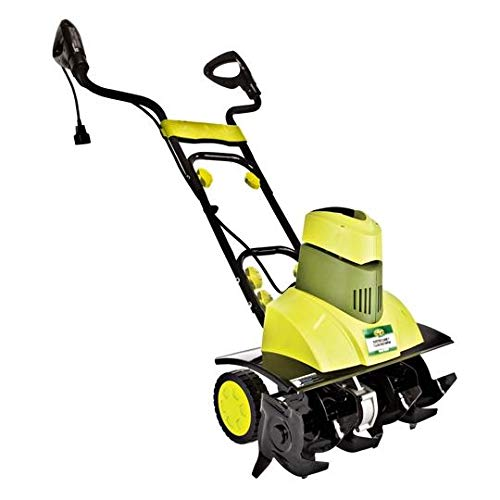 Factory Reconditioned TJ601E-RM Tiller Joe Max Electric Tiller Cultivator, 9 Amp