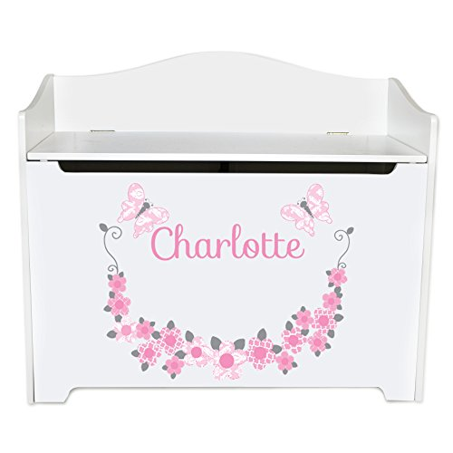Personalized Toy Caddy - 1
