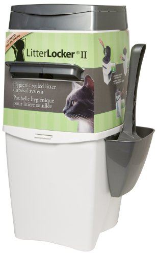 Litter Locker II Hygenic Soiled Litter Disposal System