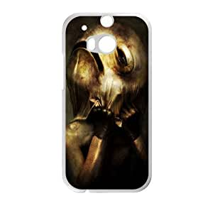 Scary Monster personalized creative custom protective phone case for HTC M8
