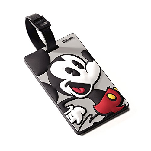 American Tourister Mickey Mouse Travel Accessory Luggage ID Tag