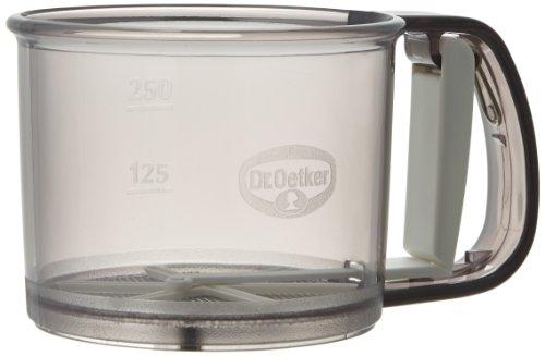Dr. Oetker 1625 Einhand-Mehlsieb Kunststoff