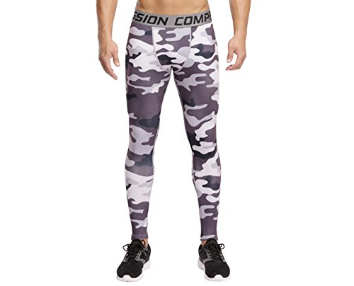 Fitness Compression Running Tights Leggings