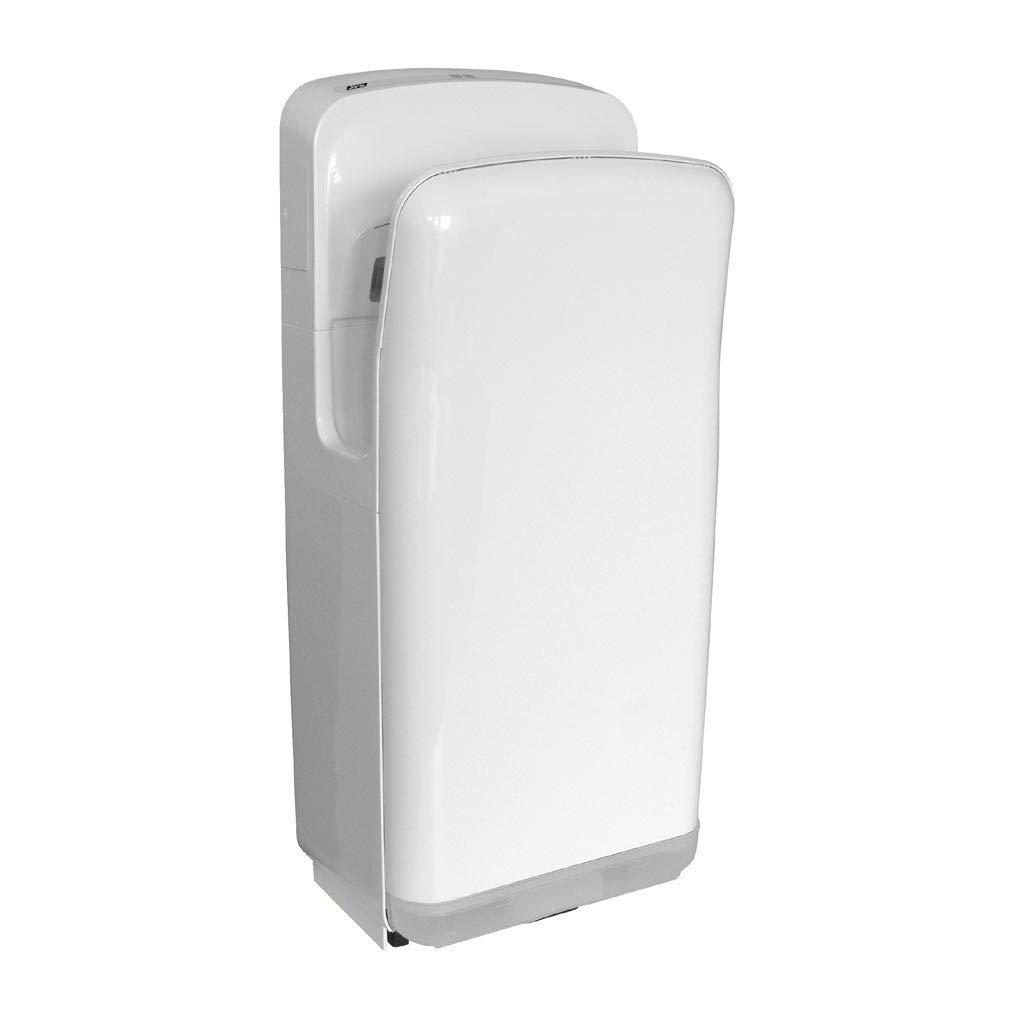 JVD-Secador de manos automático un arma letal-ALPHADRY 811905, color blanco: Amazon.es: Salud y cuidado personal