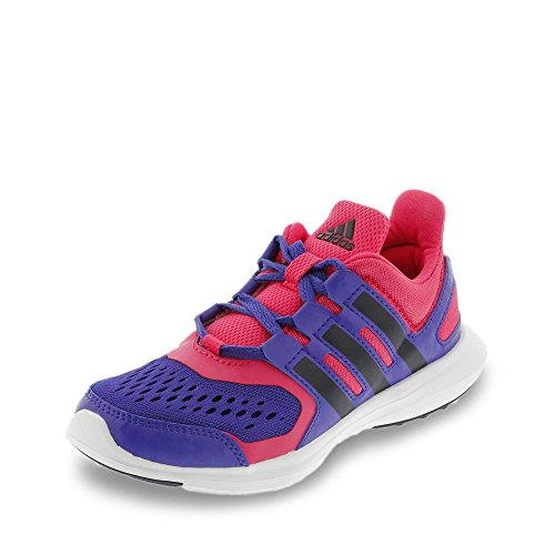 adidas Hyperfast 2.0K Running Shoes for Child Blue / Pink / Black YXIlz