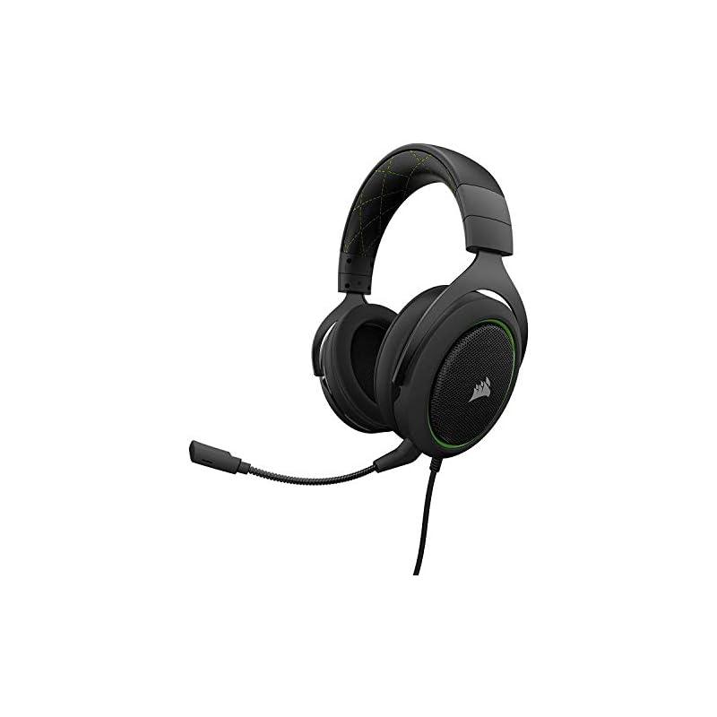 CORSAIR HS50 - Stereo Gaming Headset - D