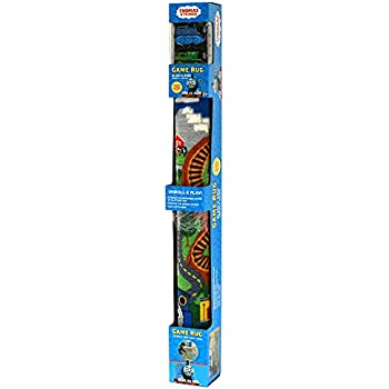 Amazon Com Thomas The Train Toys Rug Percy Thomas And