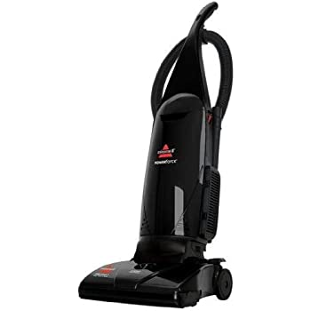 Amazon Com Bissell Powerforce Upright Vacuum Black