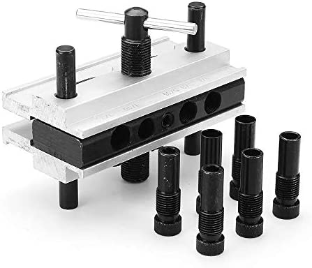 Self Centering Doweling Jig Assembly and Operating Instruction Woodworking Tool