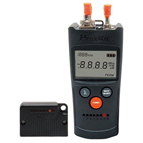 (Pro'sKit MT-7602 4-in-1 Fiber Optic Power Multi-Meter)