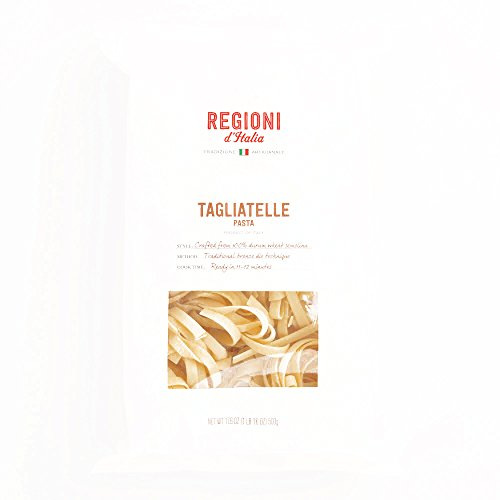 Regioni d'Italia Tagliatelle Pasta 17.6 oz each (2 Items Per Order, not per case) ()