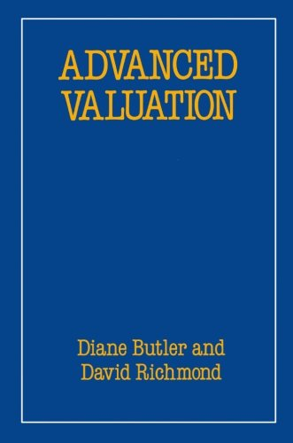 Advanced Valuation (Building and Surveying Series) by Palgrave
