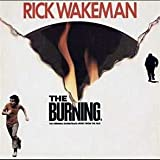 Rick Wakeman - The Burning (Soundtrack Music From The Film) - Charisma - 6302 176