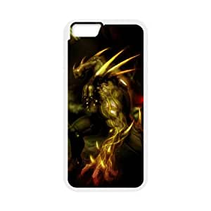 Cross Fire iPhone 6 Plus 5.5 Inch Cell Phone Case Whiteten-086466