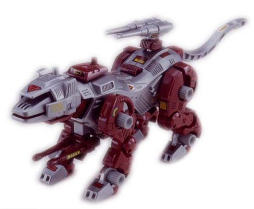 Zoids Graphics: Vol. 2 Helcat by TOMY