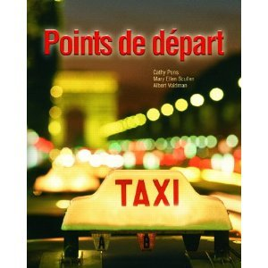 Points de départ (text only) 1st (First) edition by C. Pons,M. E. Scullen,A. Valdman