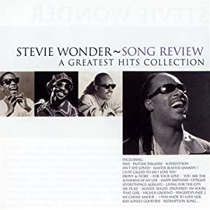 vignette de 'Song review (Stevie Wonder)'
