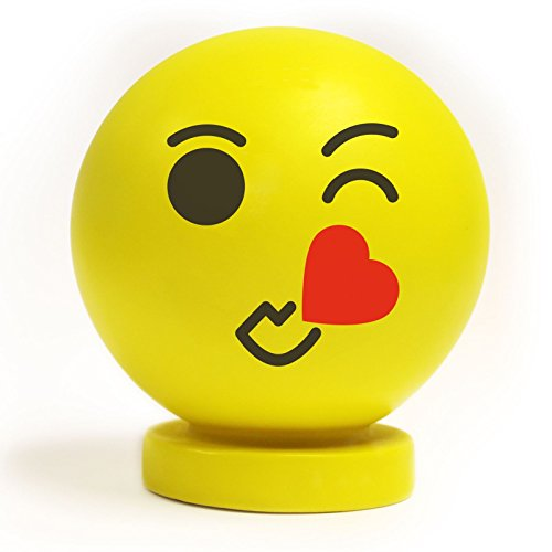 Emoji Kiss Colour Changing Light