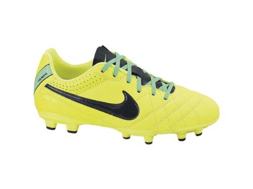 Nike - Botas de fútbol para hombre Amarillo amarillo 36.5