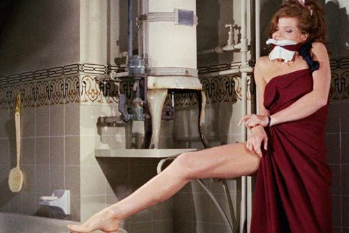Samantha Eggar In The Collector In Bath Towel Tied Up 11x17 Mini Poster At Amazon S Entertainment Collectibles Store To be immobilized by rope. in bath towel tied up 11x17 mini poster