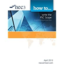 How to Write the PSC Scope by NEC (2013-04-15)