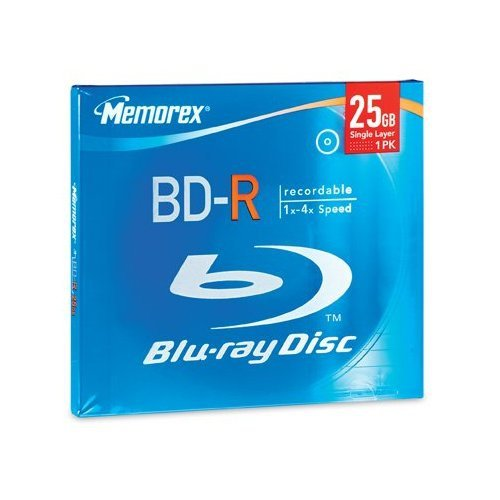 4x BD-R Media