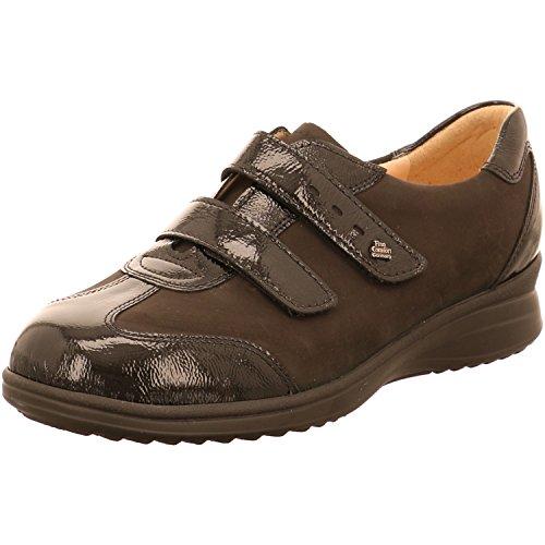 900741 Comfort Cordones Negro Finn Mujer para de Zapatos 02226 qPWCAw