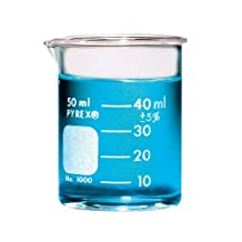 Beaker - PYREX GLASS 50ml