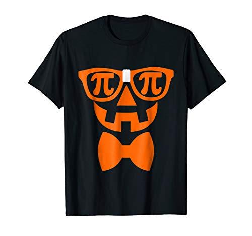 Pumpkin Pi T Shirt, Math Pun, Halloween Thanksgiving Nerd]()