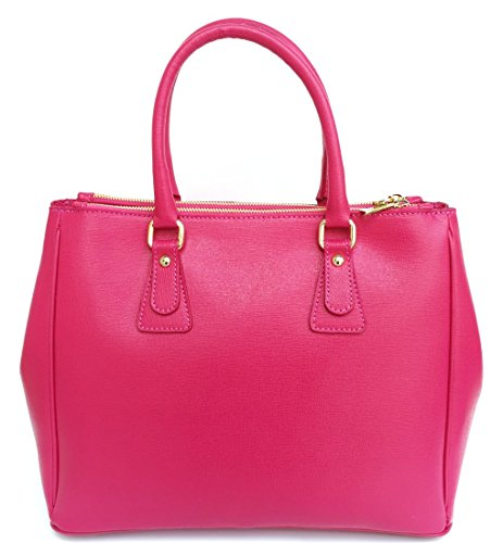 Fucsia Superflybags Superflybags Borsa Manici Donna Borsa WFw0tF4ZnB