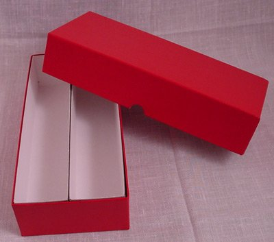 Red Double Row (Coin Box - 10