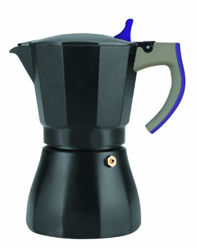 IBILI 621206 ESPRESSO COFFE MAKER PORPORA 6 CUPS