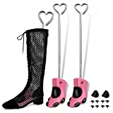 XYH Shoe Stretcher for ladies boots Stretching Hiking/Work Boots/Boot Stretcher Universal for Size Women and Men(2pc)