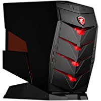 XOTIC PC MSI Aegis X-001-G4 VR Ready Gaming PC (Intel i7-7700K Quad Core, 16GB RAM, 512GB SSD + 2TB HDD, NVIDIA GTX 1080 8GB, Windows 10) Powerful Gamer Desktop Computer for Oculus Rift HTC Vive