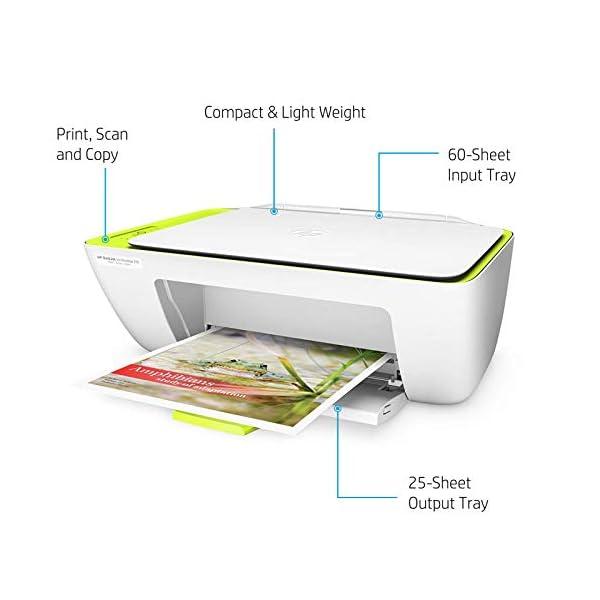HP DeskJet 2135 All-in-One Ink Advantage Colour Printer 3