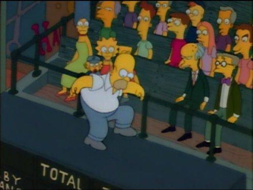 Dancin' Homer -