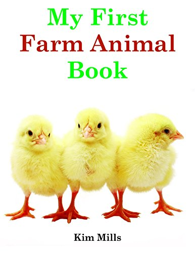 My First Farm Animal Book