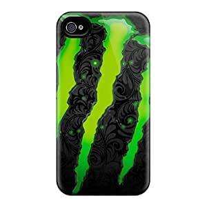 Scratch Protection Cell-phone Hard Covers For Iphone 6 With Provide Private Custom HD Monster Series JohnPrimeauMaurice