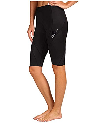 CW-X Womens Muscle Support Endurance Pro Athletic Compression Short 125317